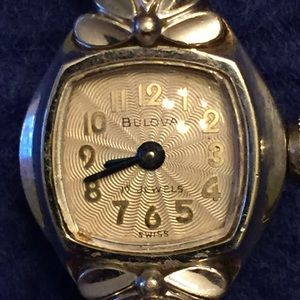 Nice Antique Women's Bulova Mechanical Watch